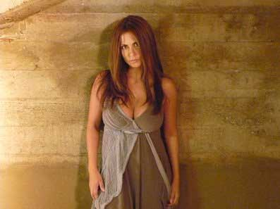 The beautiful Sandra Ramirez