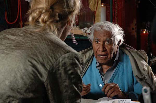 Rebecca Conroy directs star Kumar Pallana.