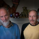 Portrait of Mike and George Kuchar