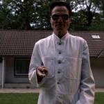The mad Dr. Heiter (Dieter Laser)