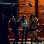 Three prostitutes are filmed for a documentary