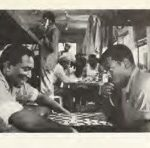 Film stills featuring black actors in The Cool World and Nothing But a Man