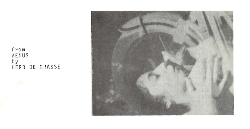 Film still from Venus by Herb De Grasse