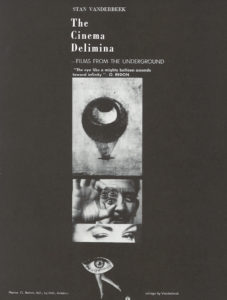 First page of article Cinema Delimina - Films From the Underground from Film Quarterly